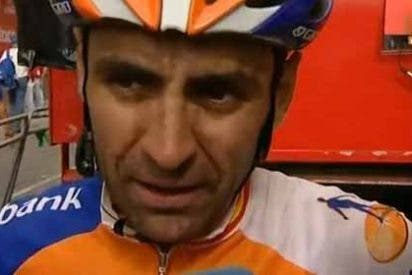 """Gárate deja el ciclismo por """"salud mental"""""""