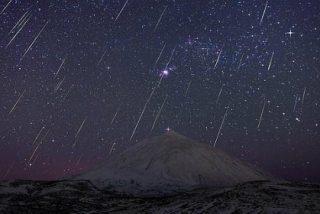 Cómo ver este sábado 13 diciembre 2014 en todo su esplendor la increíble lluvia de meteoros de las Gemínidas