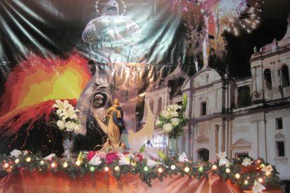 "Nicaragüenses celebran popular ""Gritería"""