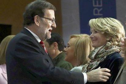 Floriano frena el ímpetu de Esperanza Aguirre y le recuerda que Rajoy no se deja presionar
