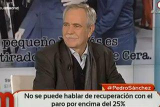 """Antonio Pérez Henares: """"¿Ha devuelto ya el dinero de la beca, señor Errejón? Menudo morro tiene usted"""""""