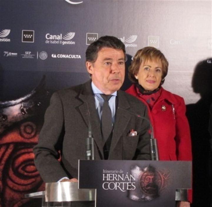 El legado de Hernán Cortés, desde hoy en el centro de Arte Canal de Madrid