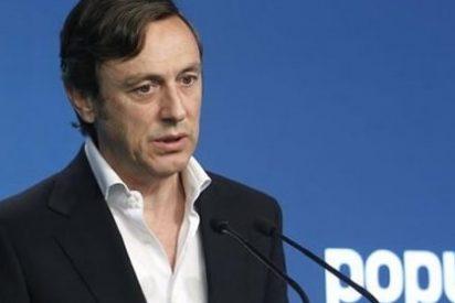 """Hernando: """"En muchos sitios se comenta que Pedro Sánchez tiene el síndrome de la coleta"""""""