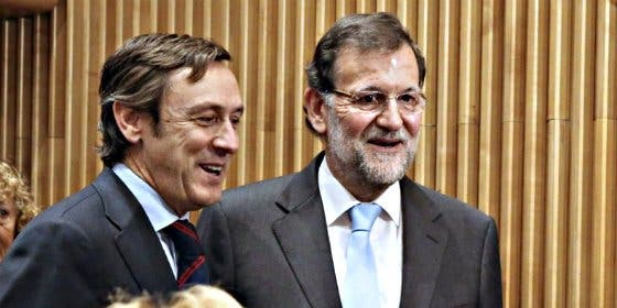 El día en el que el nuevo portavoz del PP en el Congreso casi le parte la cara a Rubalcaba
