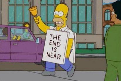 Por poco: Homer Simpson casi anima los últimos Emmys de 'Juego de Tronos'