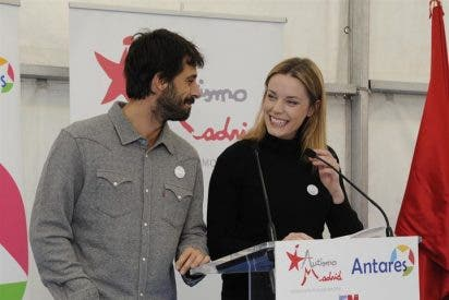 Hugo Silva y Carolina Bang, volcados de lleno con el autismo...