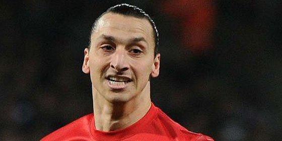 Ibrahimovic desata la polémica al cazar un alce de 500 kilos