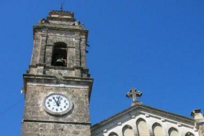 Una iglesia en Alfafara reparte 1,8 millones del quinto premio