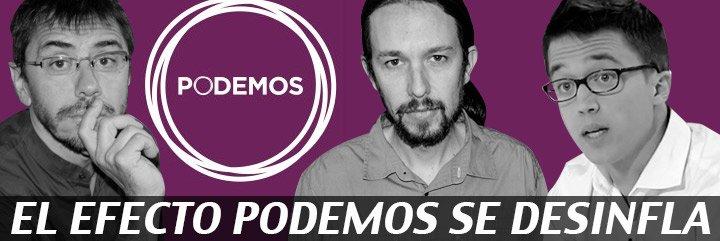 Podemos pierde apoyo mediáticos acorralado por los escándalos de Errejón e Iglesias