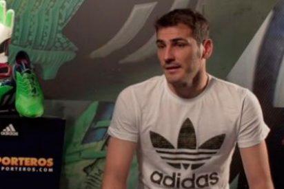 Iker Casillas, protagonista de una broma de cámara oculta