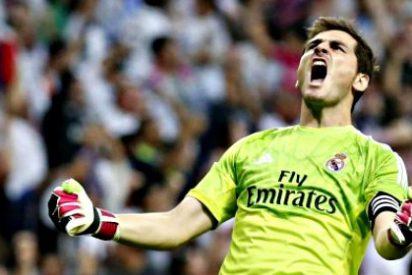 """Zidane: """"Casillas está otra vez en lo más alto"""""""