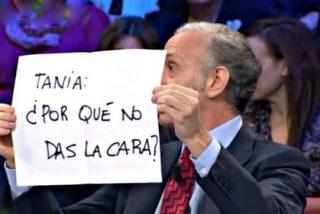 Eduardo Inda persigue hasta el plató a una acongojada Tania Sánchez