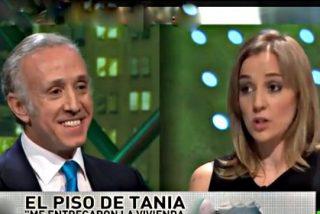 "Eduardo Inda a Tania Sánchez: ""Tú, tu padre y tu hermano os habéis repartido 1.200.000 euros; eso es una golfada"""