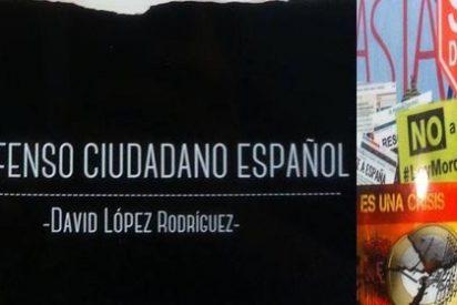 David López Rodríguez presenta una historia contemporánea sobre el sufrimiento de la crisis
