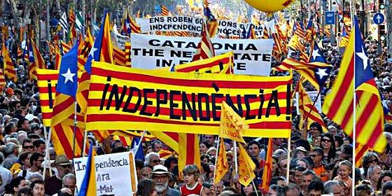 El independentismo se estanca por fin el Cataluña: Son ahora el 33,7% de los ciudadanos