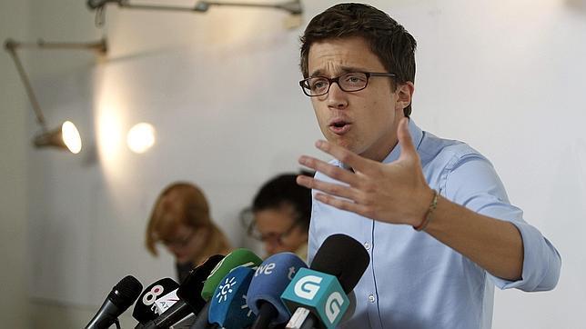 El pasado boy-scout y la novia de Íñigo Errejón, número 2 de Podemos y colega de Pablo Iglesias