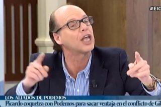 """Jaime González cree que a Podemos no le afectan los vídeos sobre Venezuela: """"A la gente le importa un carajo"""""""