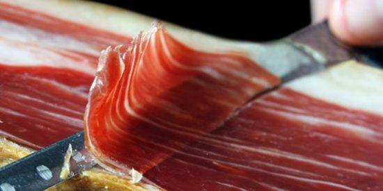 El mejor jamón de cerdo blanco de toda España es de Castilla La Mancha