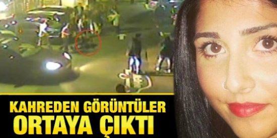 El vídeo del asesinato de la joven que defendió a dos chicas que estaban siendo violadas en un baño