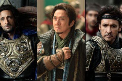Dragon Blade, la nueva película de Jackie Chan, John Cusack y Adrien Brody