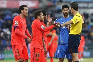 El Barça de Messi naufraga sin Neymar y no pasa del empate frente al Getafe