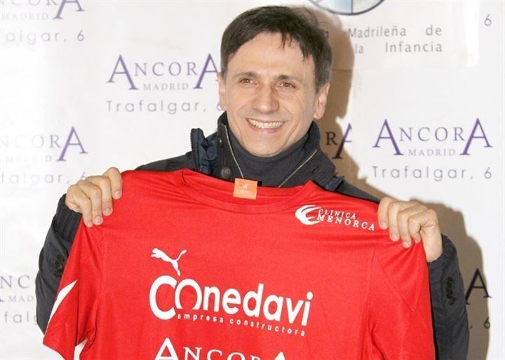 """José Mota: """"Al 2015 le pido salud porque con salud todos los sueños se pueden conseguir"""""""