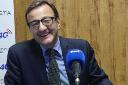 """José Alejandro Vara: """"Con Alfonso Alonso muchos ministros se van a despertar de la siesta"""""""