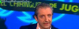 """Josep Pedrerol: """"Creo que Punto Pelota murió el 4 de diciembre del año pasado. Lo de ahora me suena a copia"""""""