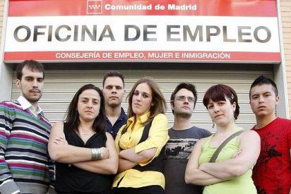 El desempleo apenas se reduce entre los parados españoles con bajo nivel de estudios