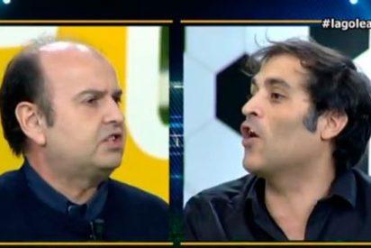 """Cabreo de Juanma Rodríguez con David Sánchez: """"Radio MARCA no puede tener a un fulano que dice que el sorteo de la Champions está amañado"""""""