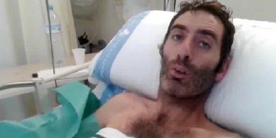 """[Vídeo] El hombre que se lanzó a los leones en el Zoo de Barcelona: """"Me puse a rezar, aunque sabía que no me iban a matar"""""""