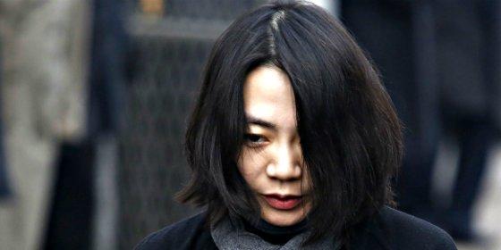 Arrestan a la directiva de 'Korean Air' que detuvo un avión por una bolsa de nueces