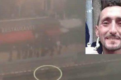 Aparece una pintada en Madrid Río proclamando venganza por la muerte de 'Jimmy'