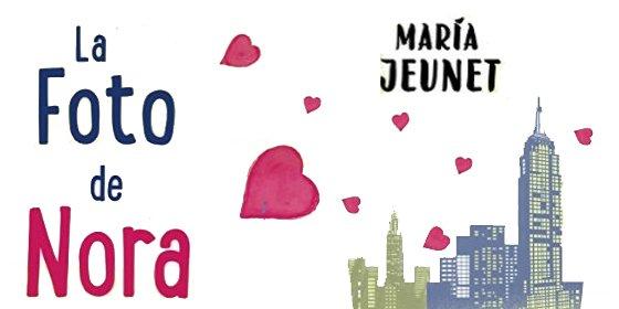 """María Jeunet: """"¿Qué harías tú si tu corazón elige a la peor persona que puedas imaginar?"""""""