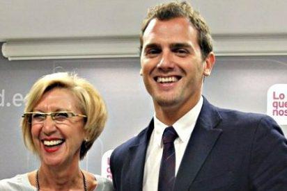 Ciudadanos solo acepta un pacto electoral con UPyD si lo hacen para toda España