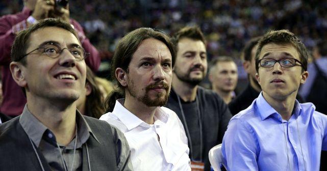 """El Tribunal de Cuentas detecta """"incoherencias y descuadres"""" en la finanzas de Podemos de las europeas"""
