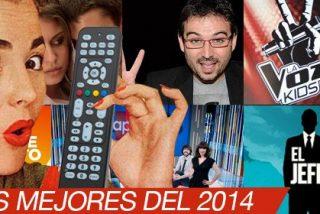 Los mejores 10 programas y series de nuestra TV durante el 2014