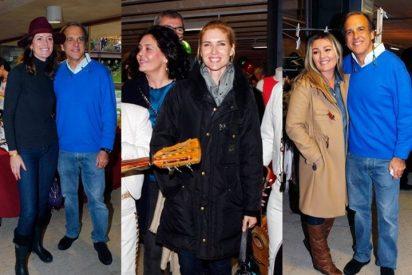 Las famosas más solidarias en el mercadillo de la Fundación Aladina