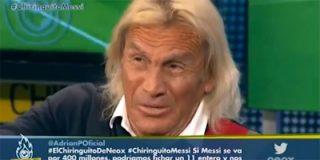 """Gatti minimiza la exclusiva sobre el futuro de Messi y Pedrerol alucina: """"Somos el único programa que critica al propio programa"""""""