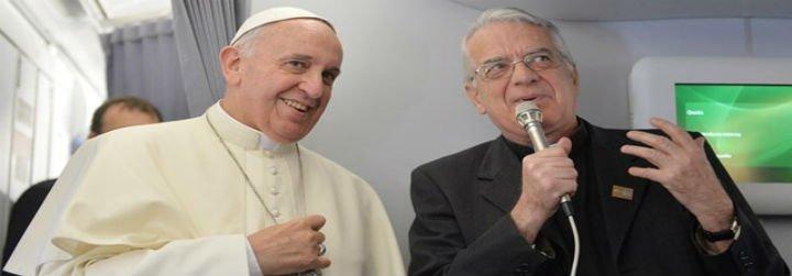 """Lombardi: """"Un año marcado por el impulso a la cultura del encuentro"""""""