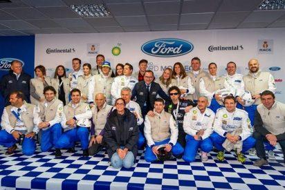 El circuito del Jarama recibe la XI edición de las 24 Horas Ford