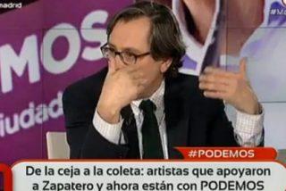 """Paco Marhuenda: """"Me gustaría que llegue Podemos para que le meta a Miguel Bosé el 90% de IRPF"""""""