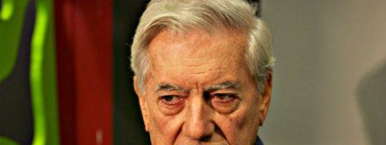 """Bofetada de Vargas Llosa a Podemos : """"Sería una tragedia que hubiera un retorno a las viejas ideas del caudillismo"""""""