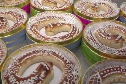 Mazapanes artesanales, delicia toledana elaborada desde tiempo de los árabes