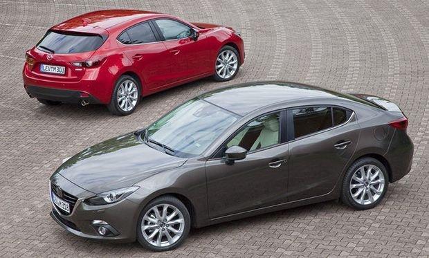 Mazda 3 2.2 Skyactiv-D, un compacto líder