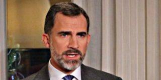 El Rey Felipe VI es la figura más valorada por los españoles, tras el papa Francisco