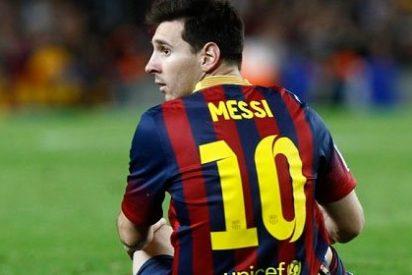 Los aficionados que insulten a Messi serán multados