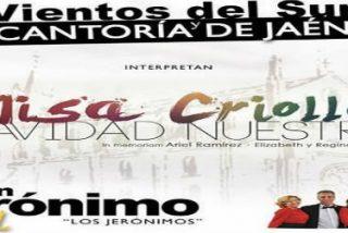 La 'Misa Criolla' en la parroquia madrileña de San Jerónimo el Real
