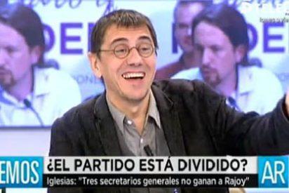 Sebastián dice que Rajoy da el primer aviso a Atresmedia y Mediaset para que dejen de darle cancha a Podemos