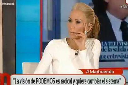 """Montse Suárez: """"Los de Podemos han pasado de ser estrellas mediáticas a mentir"""""""